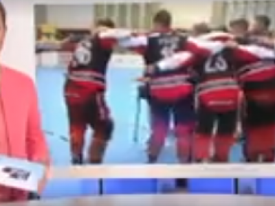 Video: Inlinehockey Europapokal Reportage